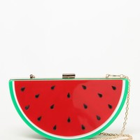 Nila Anthony Watermelon Clutch Purse - Womens Handbags - Watermelon - One