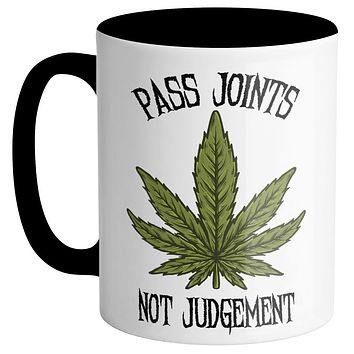 Pass Joints Mug