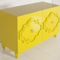 www.roomservicestore.com - Marrakech Credenza in Chartreuse
