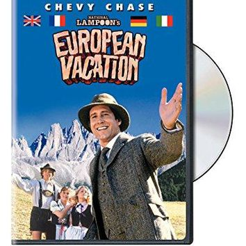 Amy Heckerling & Chevy Chase & Beverly D'Angelo-National Lampoon's European Vacation