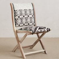 Terai Folding Chair by Anthropologie