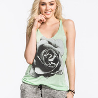 O'neill Rosey Womens Tank Mint  In Sizes