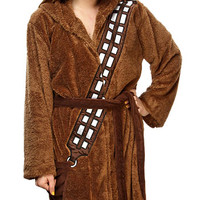 Chewbacca Ladies' Robe - Brown,