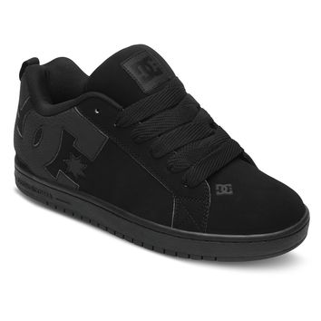 Men's Court Graffik Shoes 886434908699 | DC Shoes