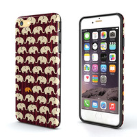 wood white calf elephant iPhone 6S Case,iPhone 6s Plus Case, iPhone 5s Case,iPhone SE Case