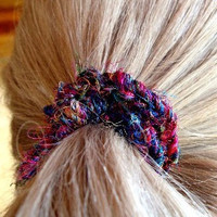 Recycled Silk Hairband - Nepal