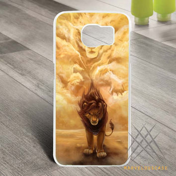 Disney Lion King Simba Kellylings Custom case for Samsung Galaxy