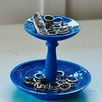 Tray Chic Amalfi Ring Holder - Womens Scarves - Blue - One