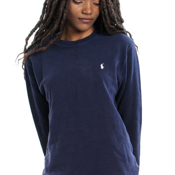 Not-Quite-Vintage Ralph Lauren Thermal Long-Sleever - One Size Fits Many