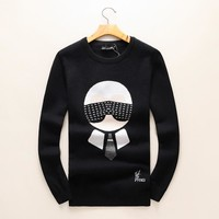 Boys & Men Fendi Top Sweater Pullover