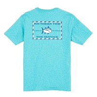 Heathered Original Skipjack T-Shirt by Southern Tide