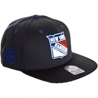 47 Brand 47 Brand New York Rangers cap black - 47 Brand from Great Clothes UK