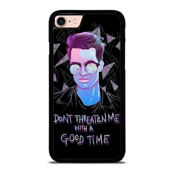 PANIC AT THE DISCO BRENDON URIE iPhone 8 Case