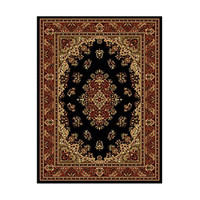 La Rugs Home Living Room Area Rug Multi-color Cosmos 2'x4'- 1296/94-0204