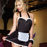 """Maid Me Dirty"" Sexy Maid Costume"