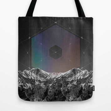 It Cannot Block Out the Sun Tote Bag by Soaring Anchor Designs