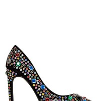 Jeffrey Campbell Dulce Pump - Jewel