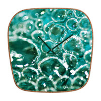 Lisa Argyropoulos Crocodile Tears Modern Clock