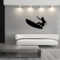 Surfer Style A Vinyl Wall Decal 22426