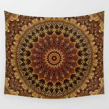 Harmony No. 63 Wall Tapestry by Lyle Hatch