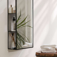 Cubiko Storage Mirror   Urban Outfitters