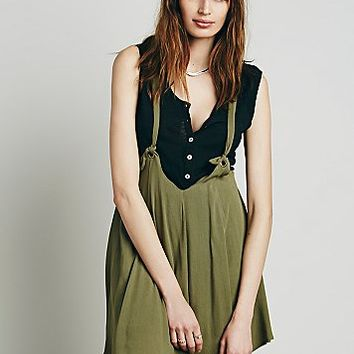 Free People Womens Solid Jump On It Jumper