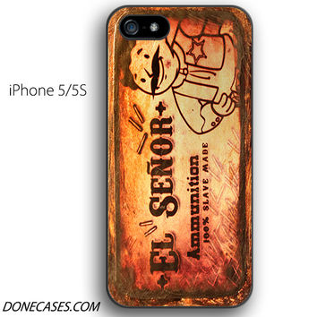 FALLOUT el senor ammunition iPhone 5 / 5S Case