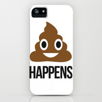 It Happens iPhone & iPod Case by LookHUMAN