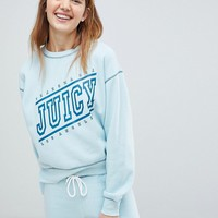 Juicy by Juicy Couture Logo Sweatshirt at asos.com