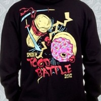Food Battle 2012 Hoodie Guy - Smosh Guys - Official  Online Store on District Lines