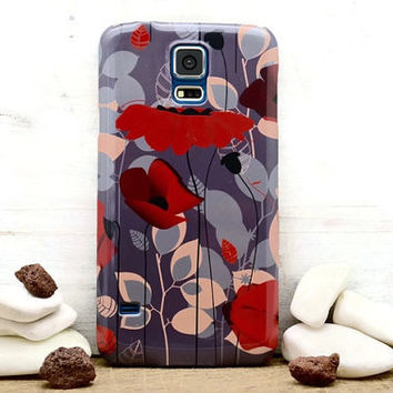Floral iphone 6 case / / rose iphone 6 plus case / / flowers iphone 5S case / / iphone 4 4S case / / galaxy s6 S5 LG G3 G4 Sony Xperia Z3