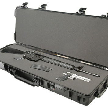 Pelican 1700 Weapons Case Tan