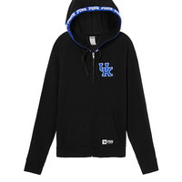 University Of Kentucky Perfect Full-Zip Hoodie - PINK - Victoria's Secret