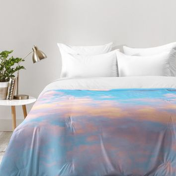 Lisa Argyropoulos Dream Beyond The Sky Comforter
