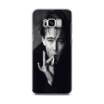 Leonardo Dicaprio (smoke grey) Samsung Galaxy S8 | Galaxy S8 Plus Case