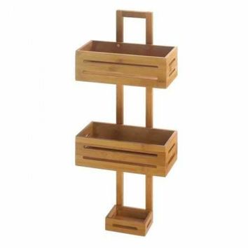 Bamboo Shower Caddy (pack of 1 EA)