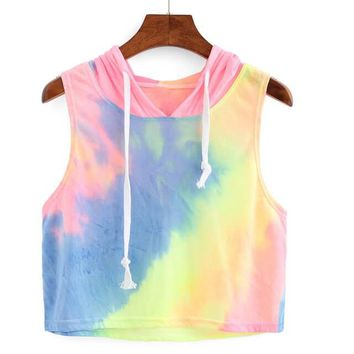 Multi Color Hoodie Coolness Top, A Must Have! All Sizes