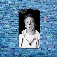 Scary Funny Face Matt Espinosa Rubber Phone Case iPhone Hot Black White Cute