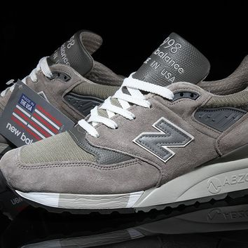 New Balance 998 (Bringback) Footwear at Premier