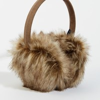 Jack Wills Longnor Faux Fur Ear Muffs