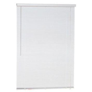 Achim Home Furnishings 1-Inch Wide Window Blinds, 31 by 64-Inch, White