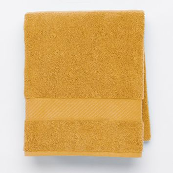 Apt. 9 Plush Solid Bath Towel (Yellow)