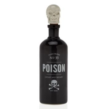 Poison Skull Bottle | Decorative-accessories | Accessories | Decor | Z Gallerie