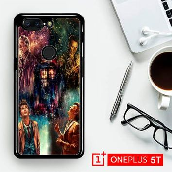 Doctor Who Poster Tardis Police Box L1570  OnePLus 5T / One Plus 5T Case