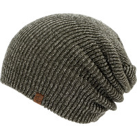 Empyre Girls Piper Dark Grey Lurex Beanie at Zumiez : PDP