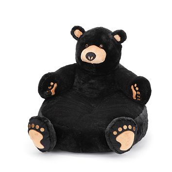 Huggles the Bear Plush Chair