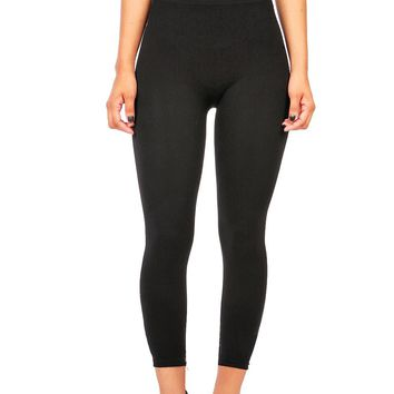 Smooth Crop Leggings