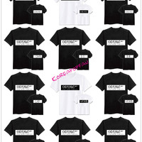 EXO xiumin tao lay kai chen chanyeol baekhyun sehun From Planet T-SHIRT KPOP NEW