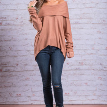 You Gotta See This Top, Apricot