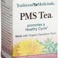 Traditional Medicinals Organic PMS Cinnamon Tea, 16 Tea Bags (Pack of 6)